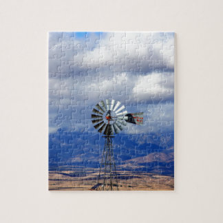 The Great Western Windmill Jigsaw Puzzle