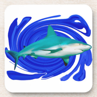 The Great White Drink Coaster