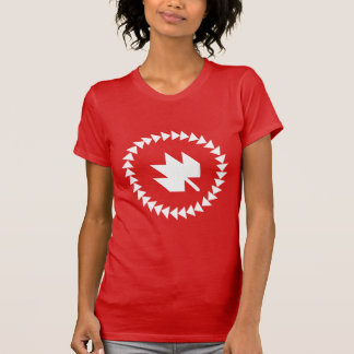 The Great White North invades QuiltCon T-Shirt