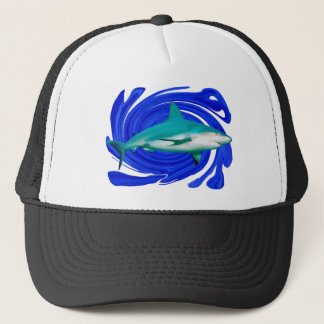 The Great White Trucker Hat