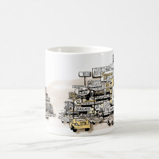 The Greater Suburban Strip Coffee Mug