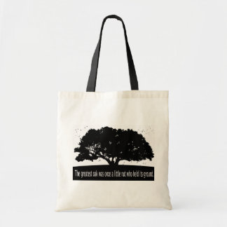 The Greatest Oak Tote Bag