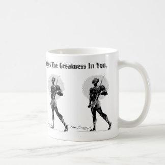 The Greatness In Me Coffee Mug