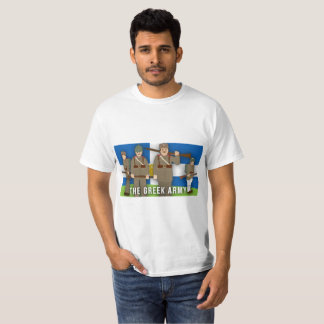 The Greek Army Faction World War I T-Shirt