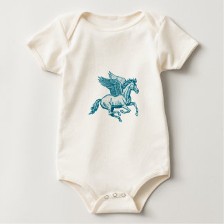 The Greek Myth Baby Bodysuit