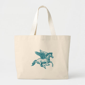 The Greek Myth Large Tote Bag