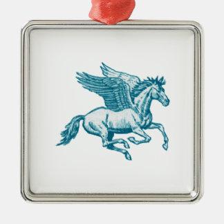 The Greek Myth Metal Ornament