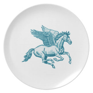 The Greek Myth Plate