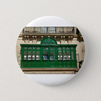 The green balcony 2 inch round button