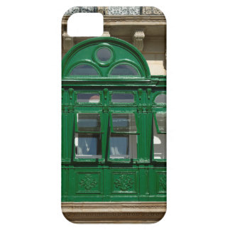 The green balcony iPhone 5 case