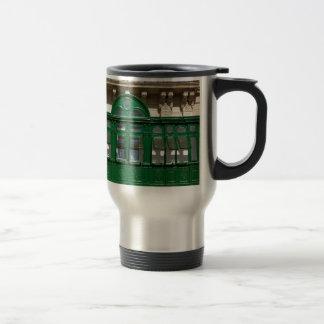 The green balcony travel mug