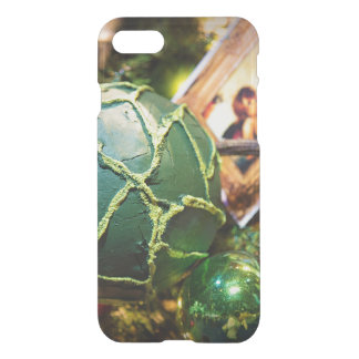 the Green Ball - iPhone case