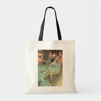 The Green Dancer by Edgar Degas, Vintage Ballet