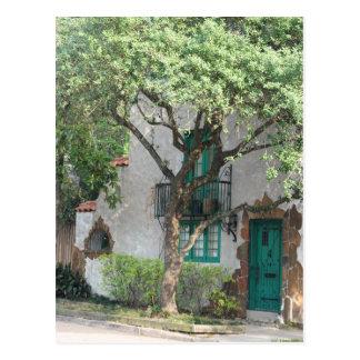 The Green Door ©2008 Postcard
