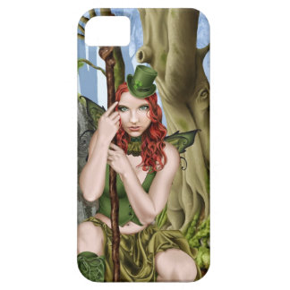 The Green Faerie - iPhone 5 Case