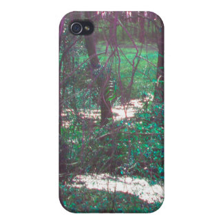 The Green Fairy Woods iPhone 4/4S Cases