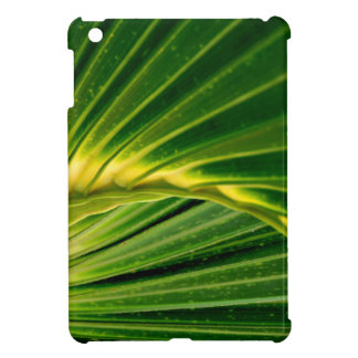 The green fan iPad mini covers