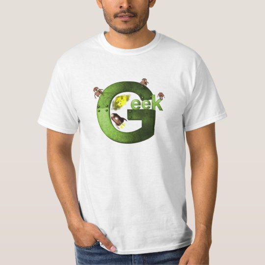 The Green Geek T-Shirt