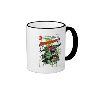 The Green Lantern Corps Ringer Mug