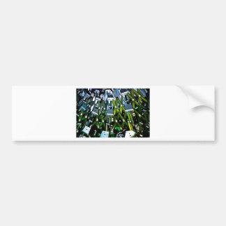 The Green Machine Bumper Sticker