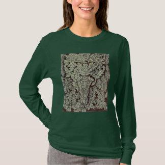 'The Green Man' by Daryll Billington T-Shirt