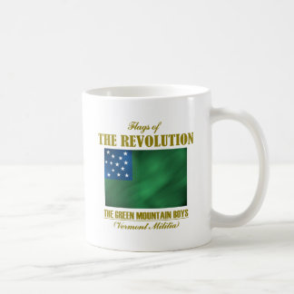 The Green Mountain Boys Coffee Mug
