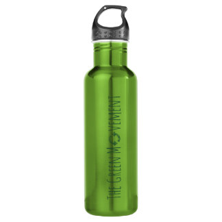 The Green Movement: Aluminum 24 oz