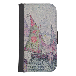 The Green Sail, Venice, 1904 Phone Wallet Case