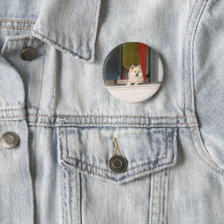 The Greeting Committee 2 Inch Round Button