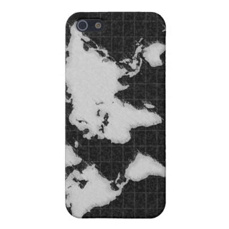 The Grey Atlas iPhone 5 Covers
