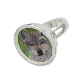 THE GREY WOLF ring