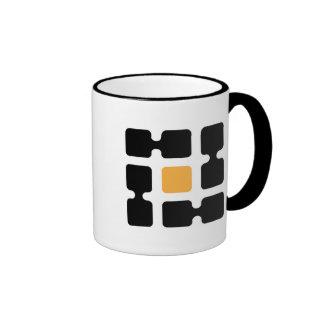 The Grid icon mug