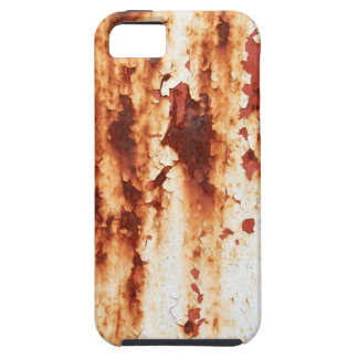 The griddle of the paint which rusts iPhone 5 covers