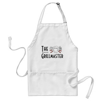 The Grillmaster BBQ Apron