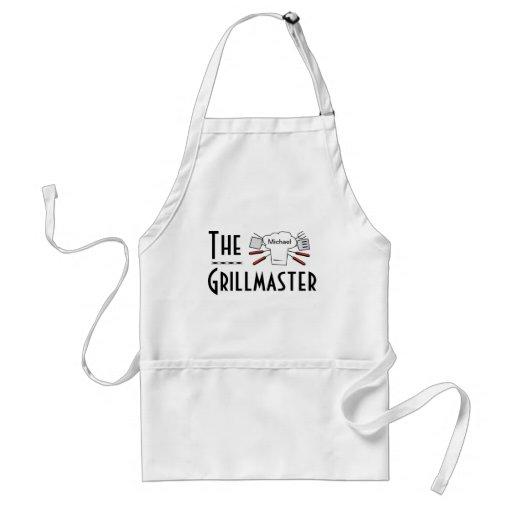 The Grillmaster BBQ Apron