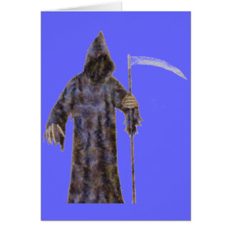 The Grim Reaper Card