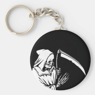 The Grim Reaper or Death Keychain