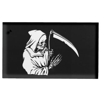 The Grim Reaper or Death Table Card Holders