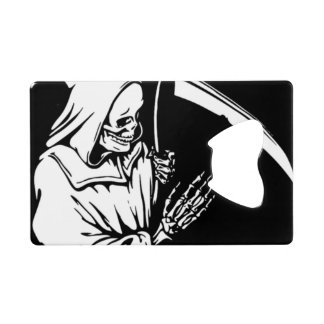 The Grim Reaper or Death Wallet Bottle Opener