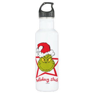 The Grinch | Holiday Stash 710 Ml Water Bottle