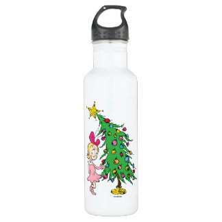 The Grinch | I've Been Cindy-Lou Who Good 710 Ml Water Bottle