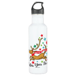 The Grinch | Max - Follow Your Dreams 710 Ml Water Bottle