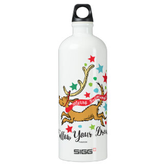 The Grinch | Max - Follow Your Dreams Water Bottle