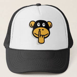 The Grinder's Monkey Hat
