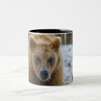 The Grizz Two-Tone Coffee Mug