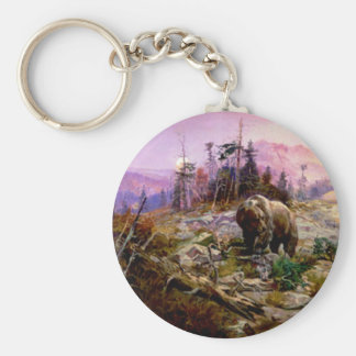 The Grizzly Keychain