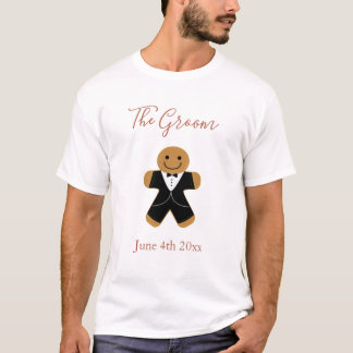 The Groom Gingerbread | T-shirt