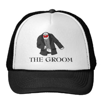 THE GROOM Hat