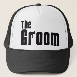 The Groom (Mafia) Trucker Hat