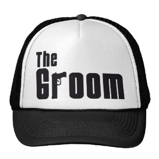 The Groom (Mafia) Trucker Hat